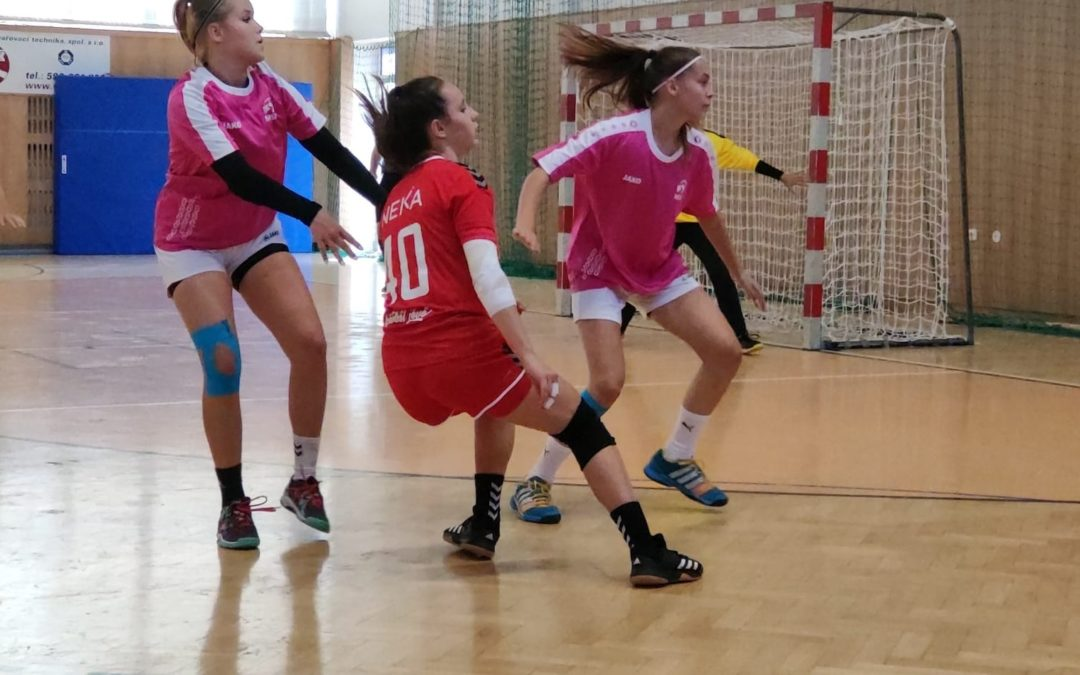 Maďarky hrály házenou z říše snů, řekla trenérka Hudečková. Český tým byl třetí